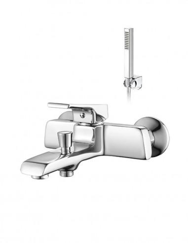 Grifo monomando de bañera modelo ARIZONA de Aquassent