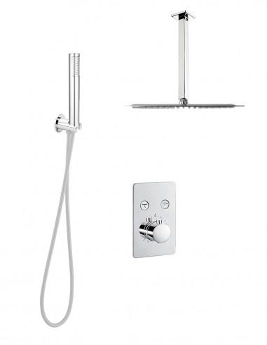 Set ducha termostática SEVILLA de Aquassent
