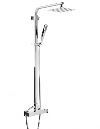 Columna ducha monomando modelo GRECIA de Aquassent.