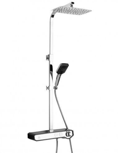 Grifería termostática ducha modelo KENDO de Aquassent