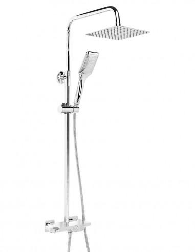 Conjunto de ducha termostática modelo ORIA de Aquassent