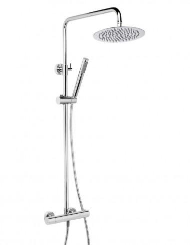 Conjunto ducha termostática IRIS de Aquassent