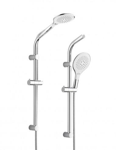 Set de ducha sin grifo modelo SUNA de Aquassent