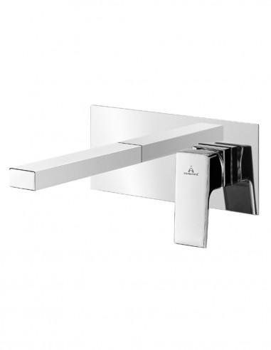 Grifería empotrada lavabo modelo NEPAL de Aquassent
