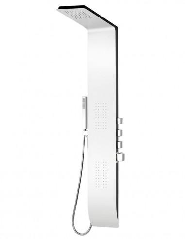 Columna ducha hidromasaje modelo KIARA de Aquassent