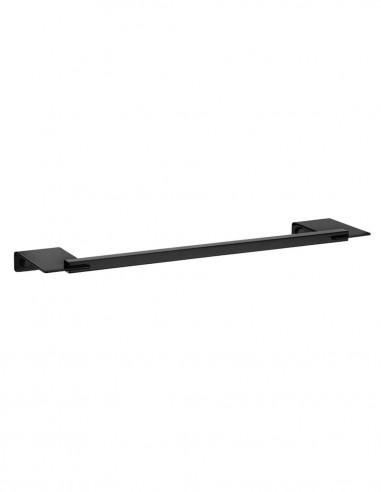 Toallero negro modelo PLEXO de PyP