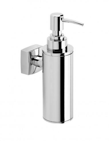 Dosificador jabón baño modelo AC-249 cromo de PyP