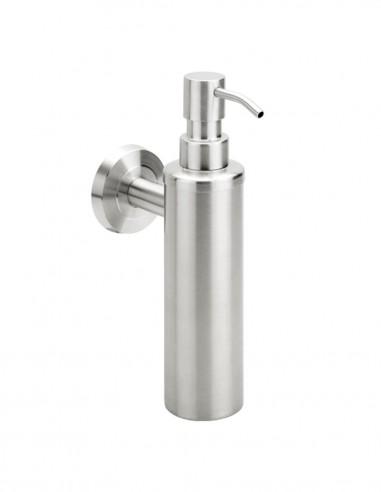 Dispensador jabón pared modelo TALIX de acero inox de PyP