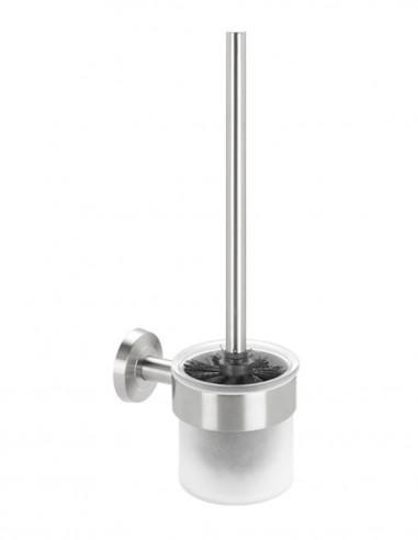 Escobillero de baño modelo TALIX completo de acero inoxidable de PyP