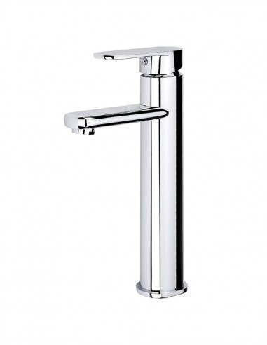 Grifo de lavabo caño alto modelo BOSTON de Aquassent