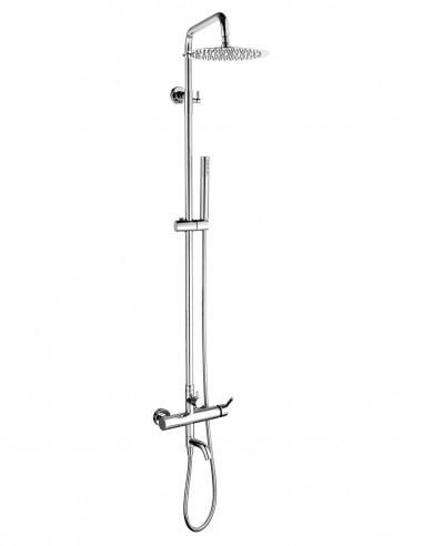 Columna de ducha para bañera modelo FORMENTERA de Aquassent