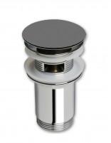 Válvula desagüe lavabo CLIC CLAC colores - gris
