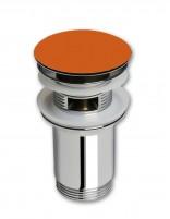 Válvula CLIC CLAC de lavabo de colores de Martí