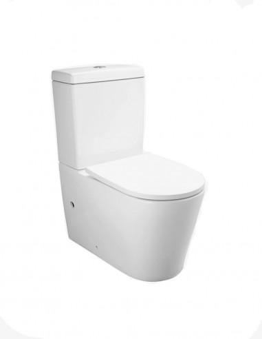 Inodoro compacto modelo TAJO de Bathforte