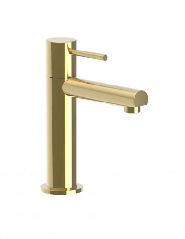 Grifo lavabo oro modelo LAREDO de Martí