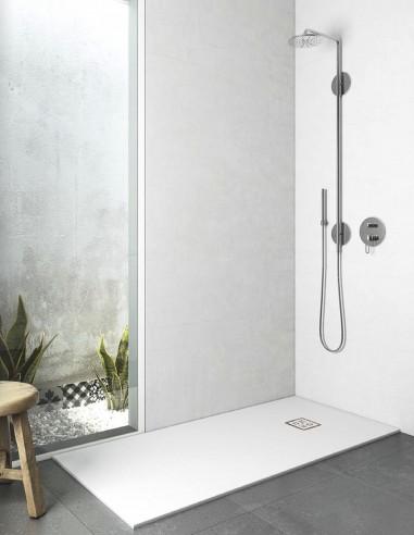 Plato de ducha moderno modelo EVOLUTION