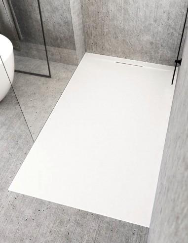 Plato de ducha de diseño modelo COVER de Resiblock