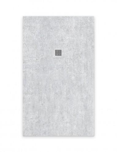 Plato ducha gris - cemento Oh My Shower
