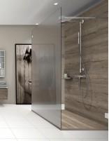 Plato de ducha efecto madera modelo HALIFAX de Oh My Shower