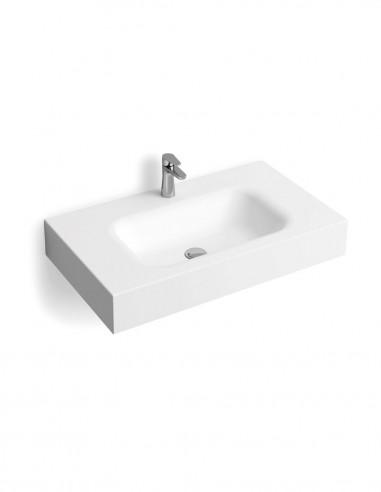 Lavabo moderno - sobre encimera modelo HEBE de Oh My Shower