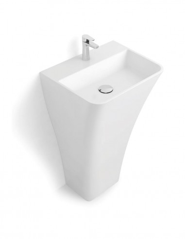 Lavabo de resina modelo LYSE de Oh My Shower