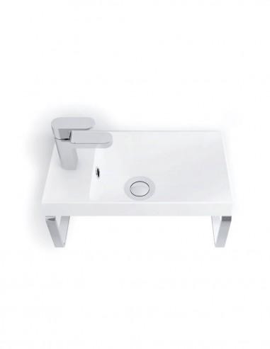 Lavabo pequeño moderno modelo KUMI de Oh My Shower