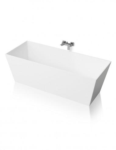 Bañera rectangular modelo VESTA de Oh My Shower