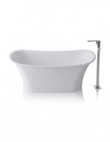 Bañera clásica modelo LYRA de Oh My Shower