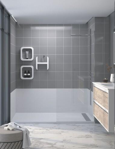 Paneles de revestimiento ducha estándar