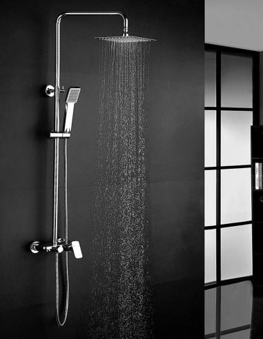 Columna de ducha con grifo para bañera modelo LIVERPOOL de IMEX