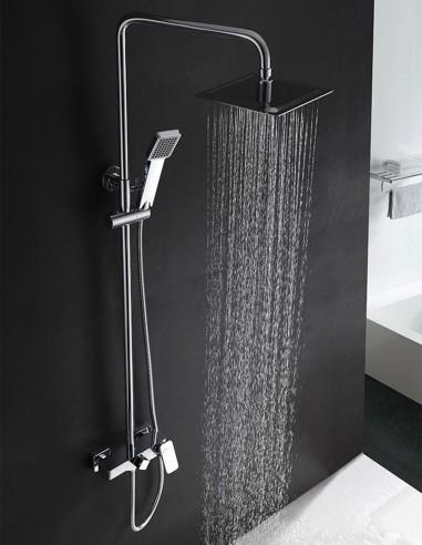 Grifo columna bañera - ducha modelo SAONA de IMEX