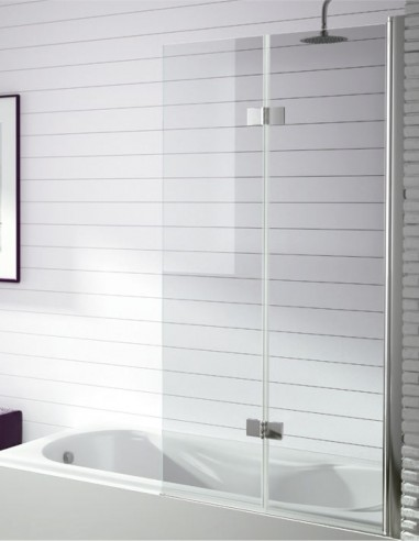 Mampara bañera plegable modelo S300 de Kassandra