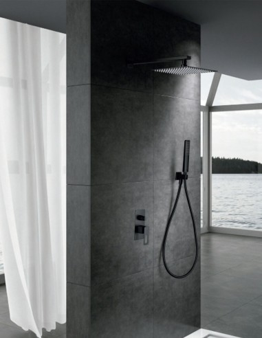 Grifería para ducha empotrada -...