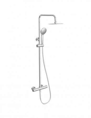 Columna de ducha termostática modelo MRTTE401CL2 de Martí.