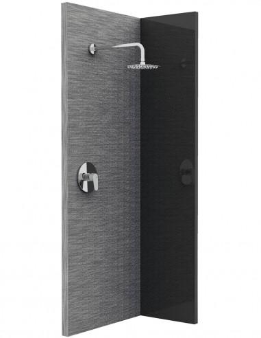 Kit ducha modelo TRASS empotrado de Martí.