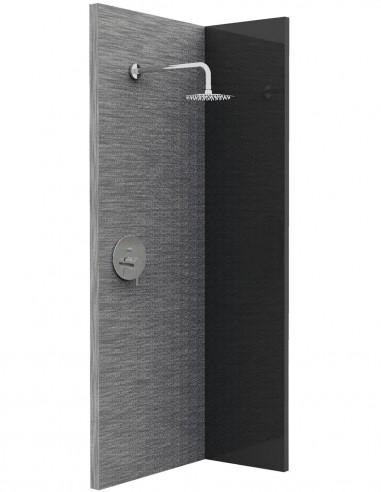 Kit de ducha empotrado modelo GRANADA de Marti.