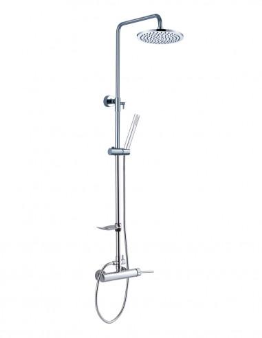 Columna de ducha monomando modelo GRANADA de Martí