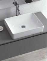 Lavabo sobre mueble modelo DUE de ÖK Becrisa