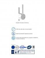 Grifo de cocina de Martí caracteristicas modelo granada