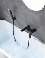 Grifo bañera negro mate modelo FIYI de Imex