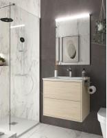Mueble baño sin patas modelo OPTIMUS de Salgar