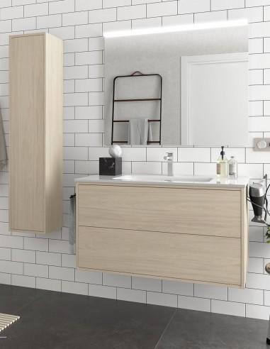 Mueble baño sin patas nordick