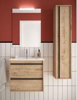 Mueble de baño suspendido Salgar modelo ATTILA