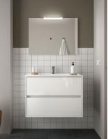 Mueble de baño Salgar modelo Noja de 2 cajones