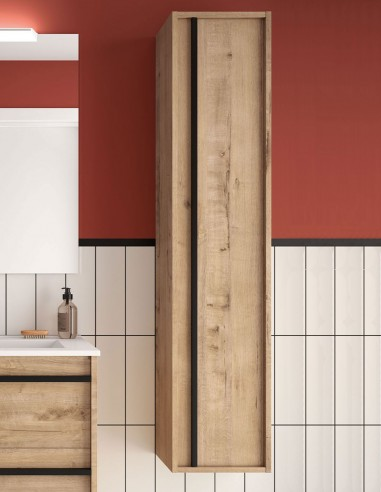 Mueble auxiliar baño Salgar modelo Attila