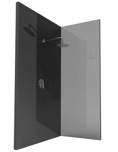 Kit de ducha modelo NIZAR empotrado de Martí.