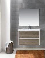 Mueble de baño suspendido de Socimobel