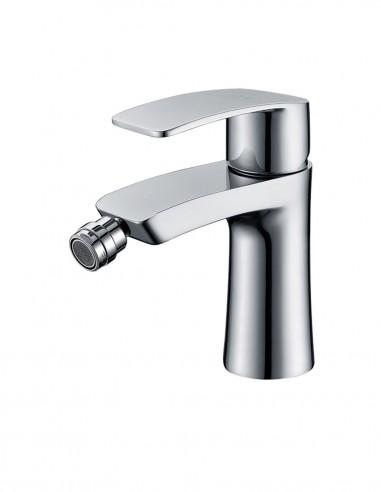 Grifo baño monomando para bidé con rótula orientable modelo ORLEANS de Aquassent