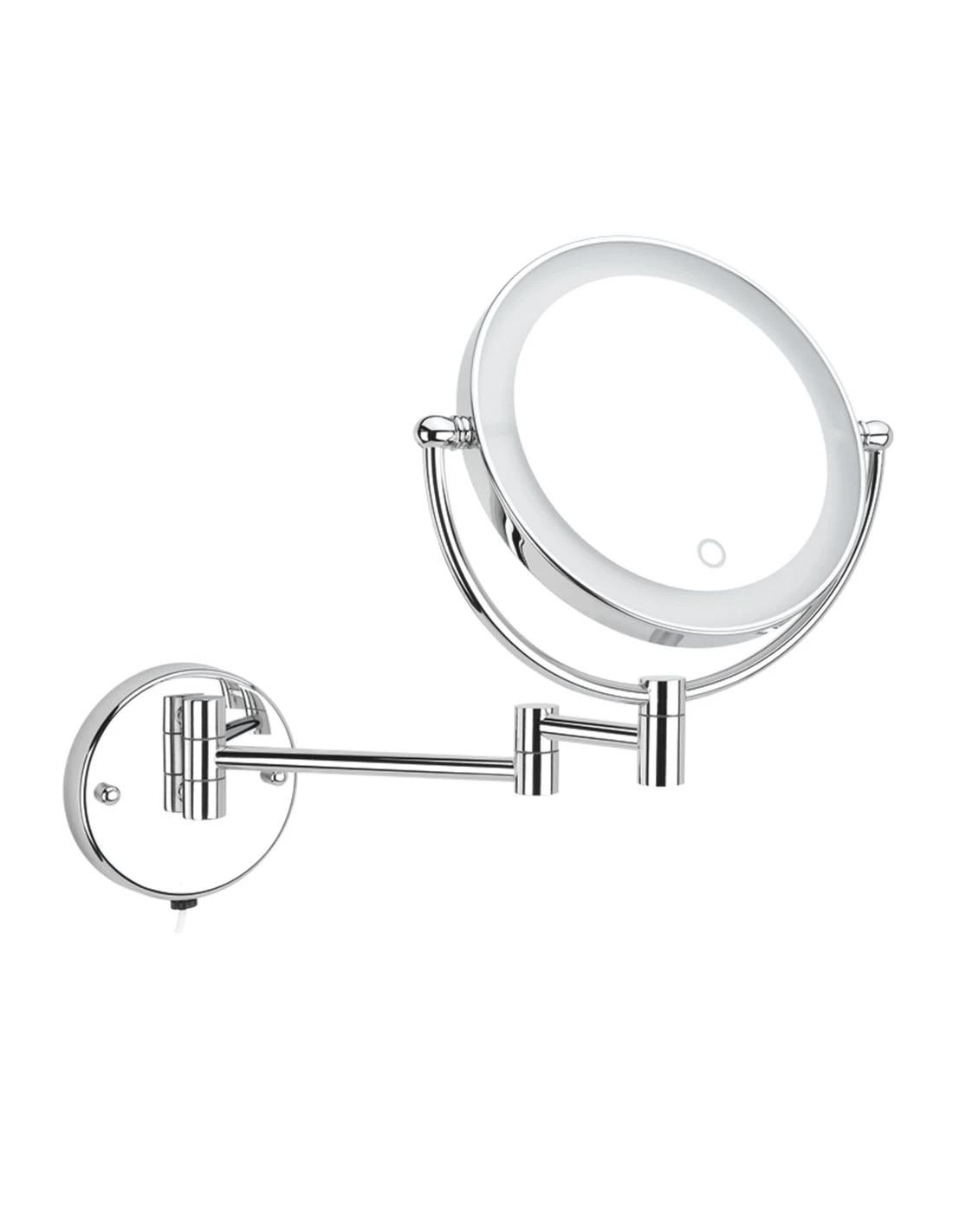 Espejo de aumento con luz de PyP