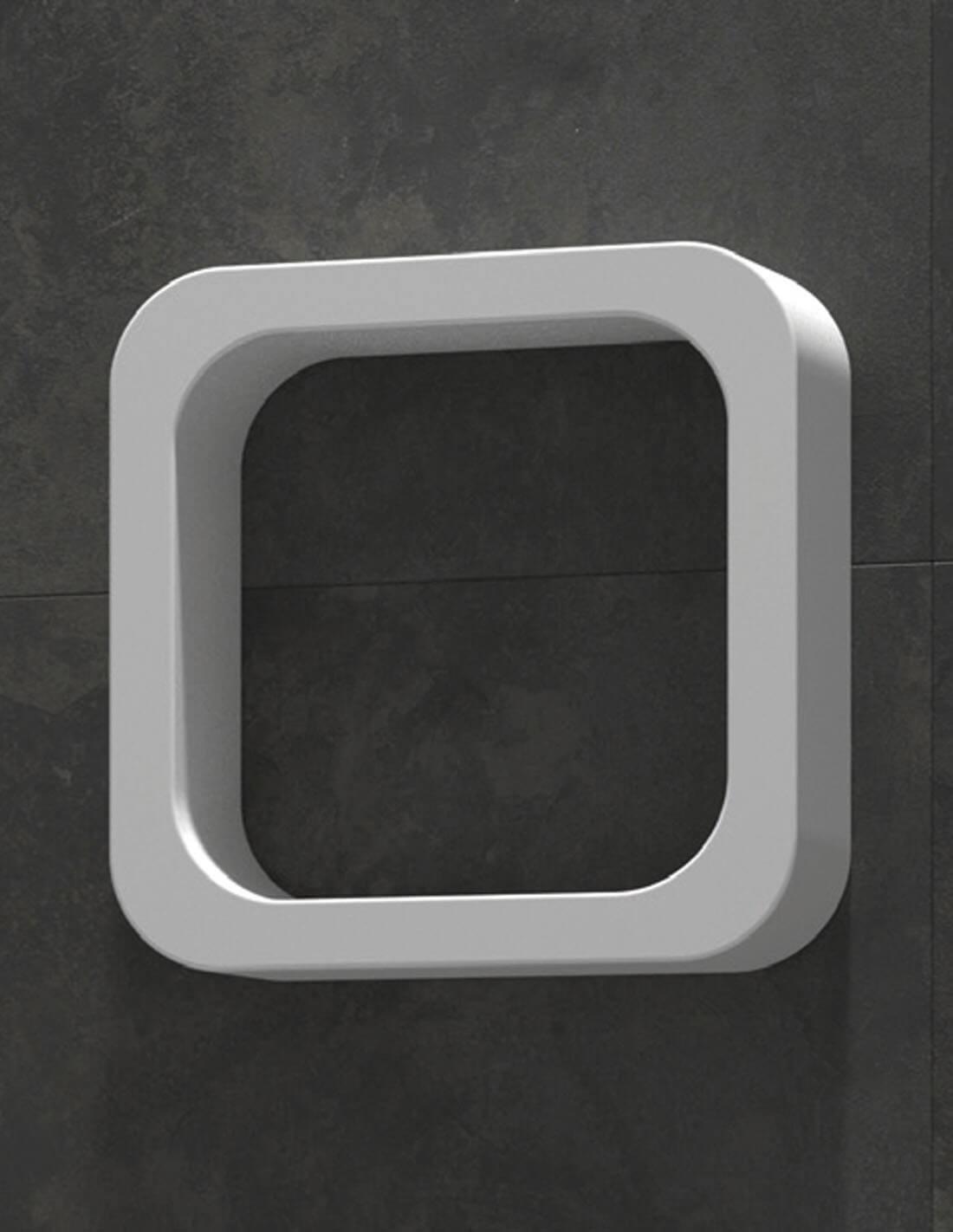 Estante para ducha con forma de O